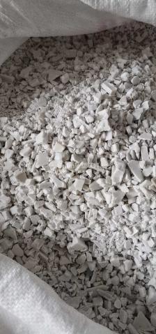水果筐瓷白粉碎料