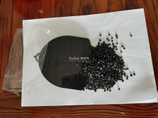 ABS黑色阻燃副牌