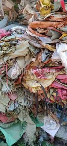 废旧PP编织袋,纤维袋