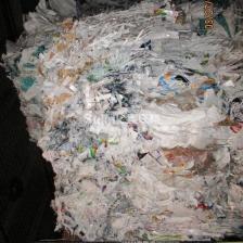 美国回收BOPP印花扎装