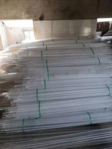 PMMA全新、透明净料  ,45吨 货在安徽出售