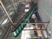 皮带输送机  裙带式输送机长度可定制