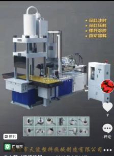 立卧式注塑成型设备(BMC塑封电机设备)